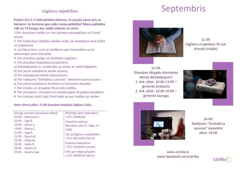 Rigas draudzes kalendars 09.2021_2